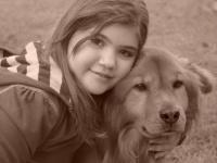 Kiki and Rusty