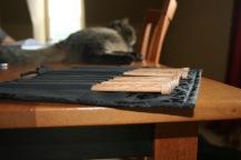 My Sunstruck Needle Set from Knit Picks, arrived today...